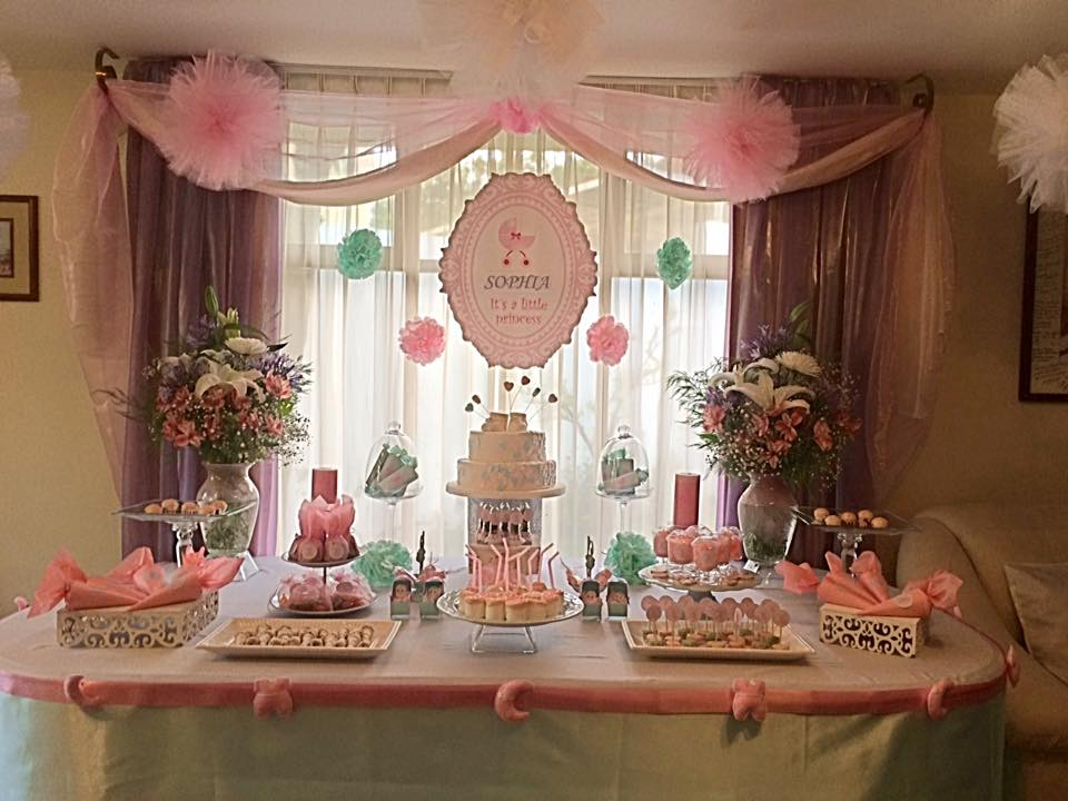 Ideas De Decoracion Baby Shower Nina.Decoracion Baby Shower Nina Sophia Baby Shower