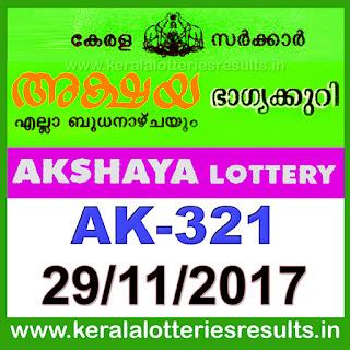 keralalotteries, kerala lottery, keralalotteryresult, kerala lottery result, kerala lottery result live, kerala lottery results, kerala lottery today, kerala lottery result today, kerala lottery results today, today kerala lottery result, kerala lottery result 29-11-2017akshaya lottery ak321, akshaya lottery, akshaya lottery today result, akshaya lottery result yesterday, akshaya lottery ak-321, akshaya lottery 29.11.2017