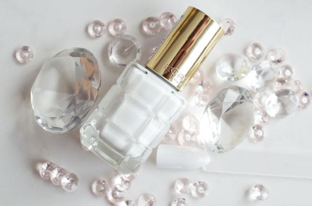 L'Oréal Color Riche Le Vernis Öl-Nagellack 112 Blanc de Lune