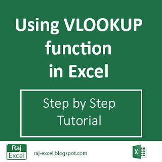 Using Vlookup function in excel step by step tutorial