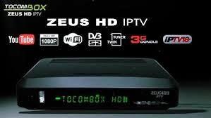 TOCOMSAT ZEUS HD IPTV NOVA ATUALIZAÇÃO V 3.034 - 30/04/2017