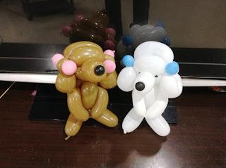 Gambar Balon Karakter Puppy_Anak Anjing Lucu_Balloon Character Puppy_4