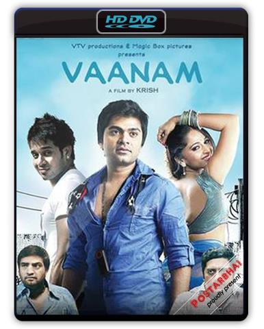 Vaanam 2011 Hindi Dual Audio UnCut 720p & 480p HDRip Download