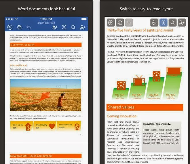 iphone-apps-microsoft-word