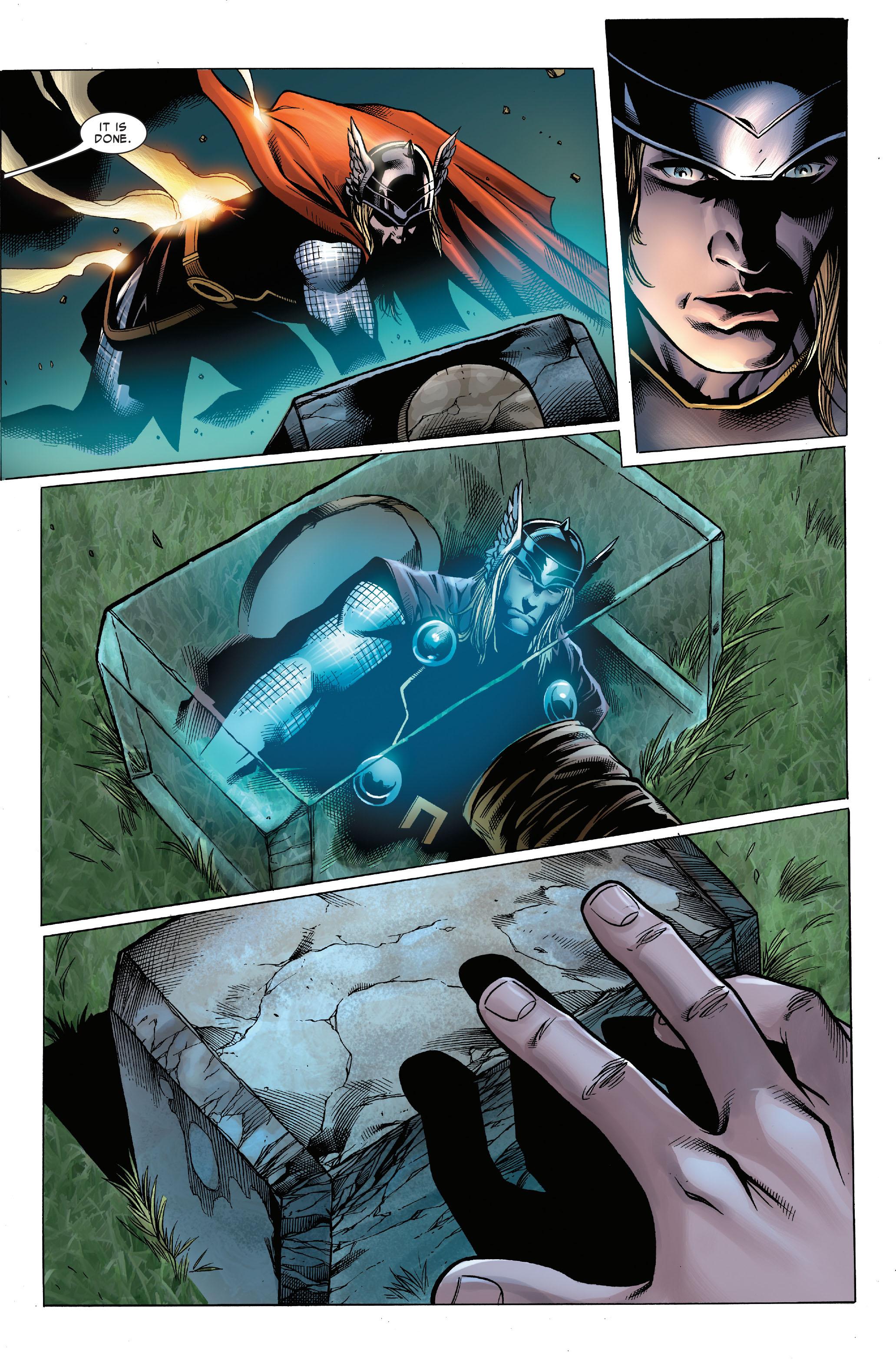 Thor (2007) Issue #602 #15 - English 13
