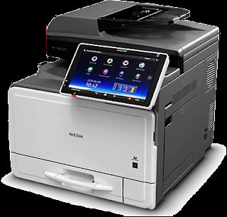Ricoh MP C307SPF Driver printer