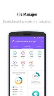 Ameliorate File Manager APK - Download Gratis Aplikasi Android Terbaru