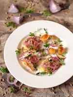 matjasy po krolewsku, sledz z ziemniakami i grzybami, salatka sledziowo ziemniaczana, sledzie matiasy, matias, sledz, wigilia, post, danie postne