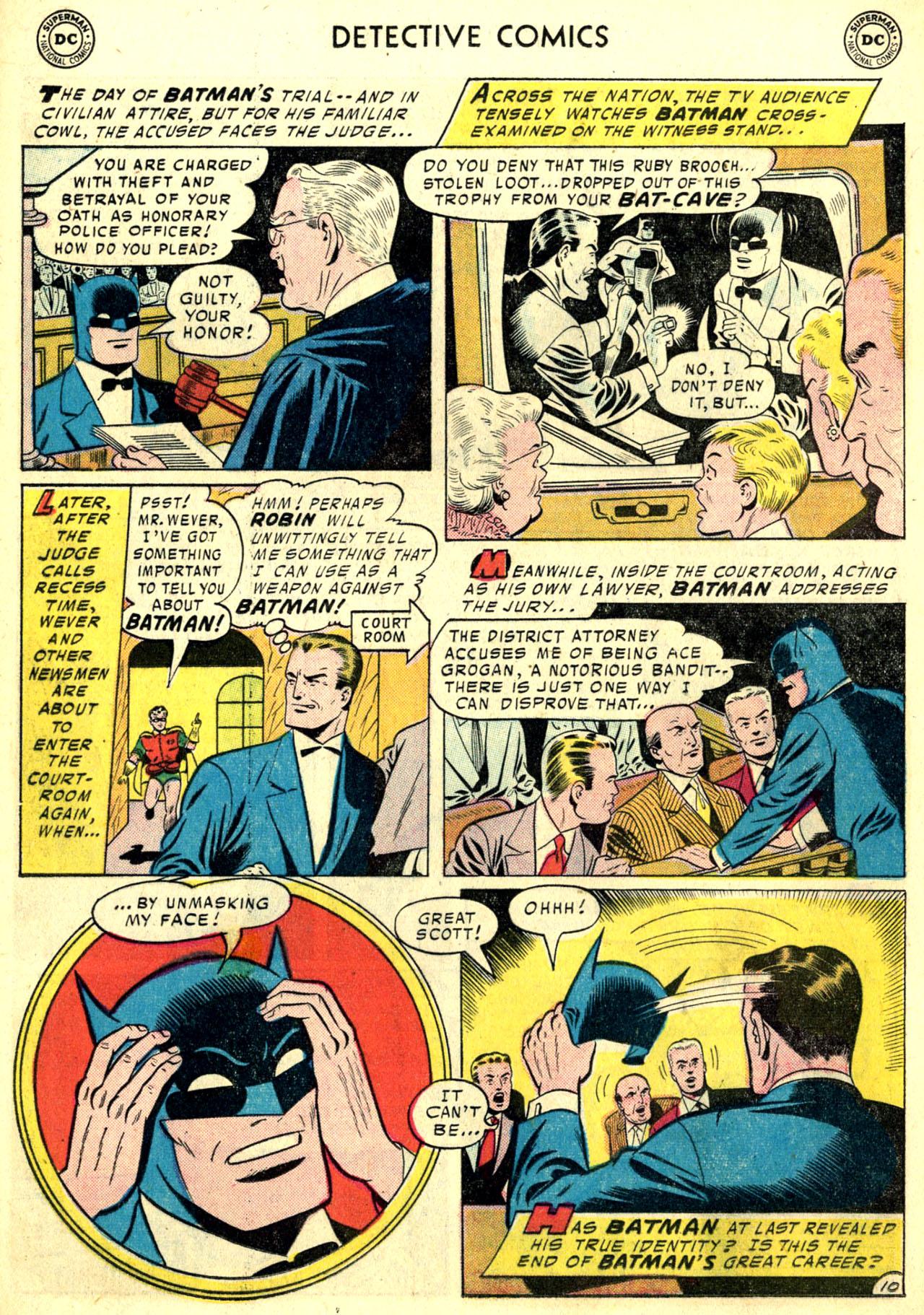 Detective Comics (1937) 240 Page 11