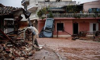 Νέα δεδομένα ενισχύουν τις προσπάθειες αποκατάστασης στις πληγείσες περιοχές, από τις πλημμύρες της 15 ης Νοεμβρίου