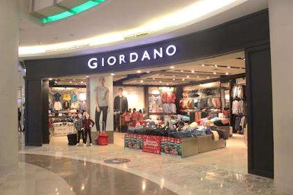 Lowongan Kerja Pekanbaru : Giordano Mall Ciputra April 2017