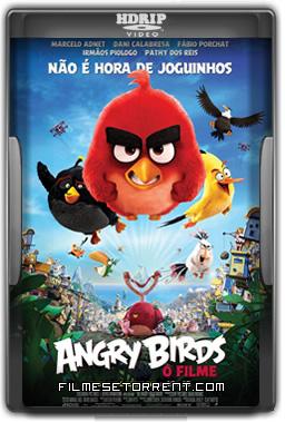 Angry Birds O Filme Torrent BDRip Dublado
