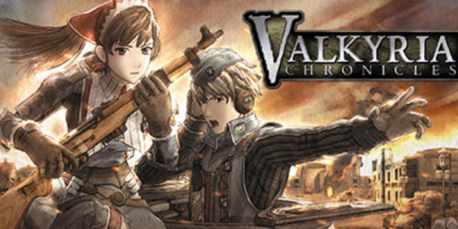 Valkyria Chronicles PC Game Download