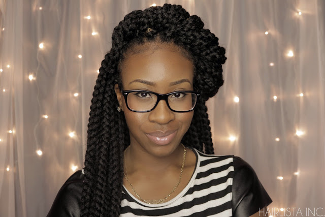 4 Easy Crochet Braid Styles on | HairliciousInc.com