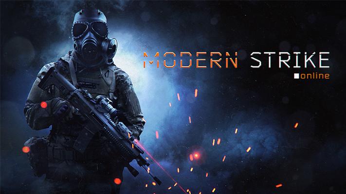 Modern Strike Online MOD APK [Unlimited] +OBB Data V1.141 Android