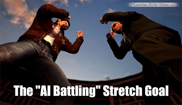 "The ""AI Battling"" Stretch Goal 