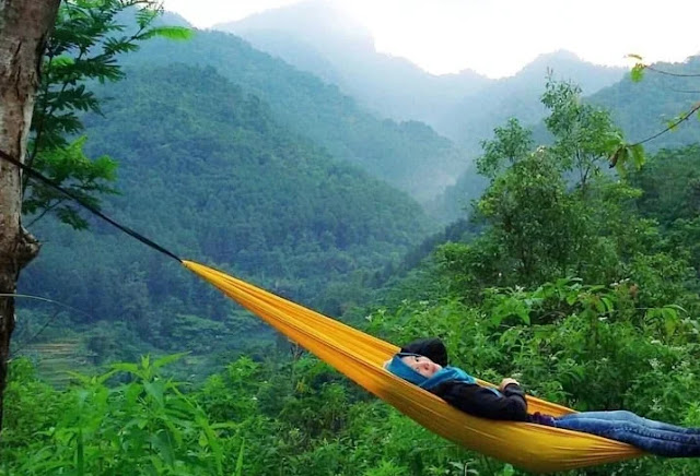 Puncak Puspa Gunung Sawal
