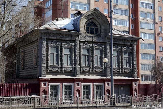 сергиев посад дом купцов гагинских