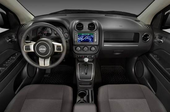 2017 Jeep COMPASS Redesign
