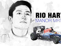 Rio Haryanto Yakin Finish di seri GP Spanyol