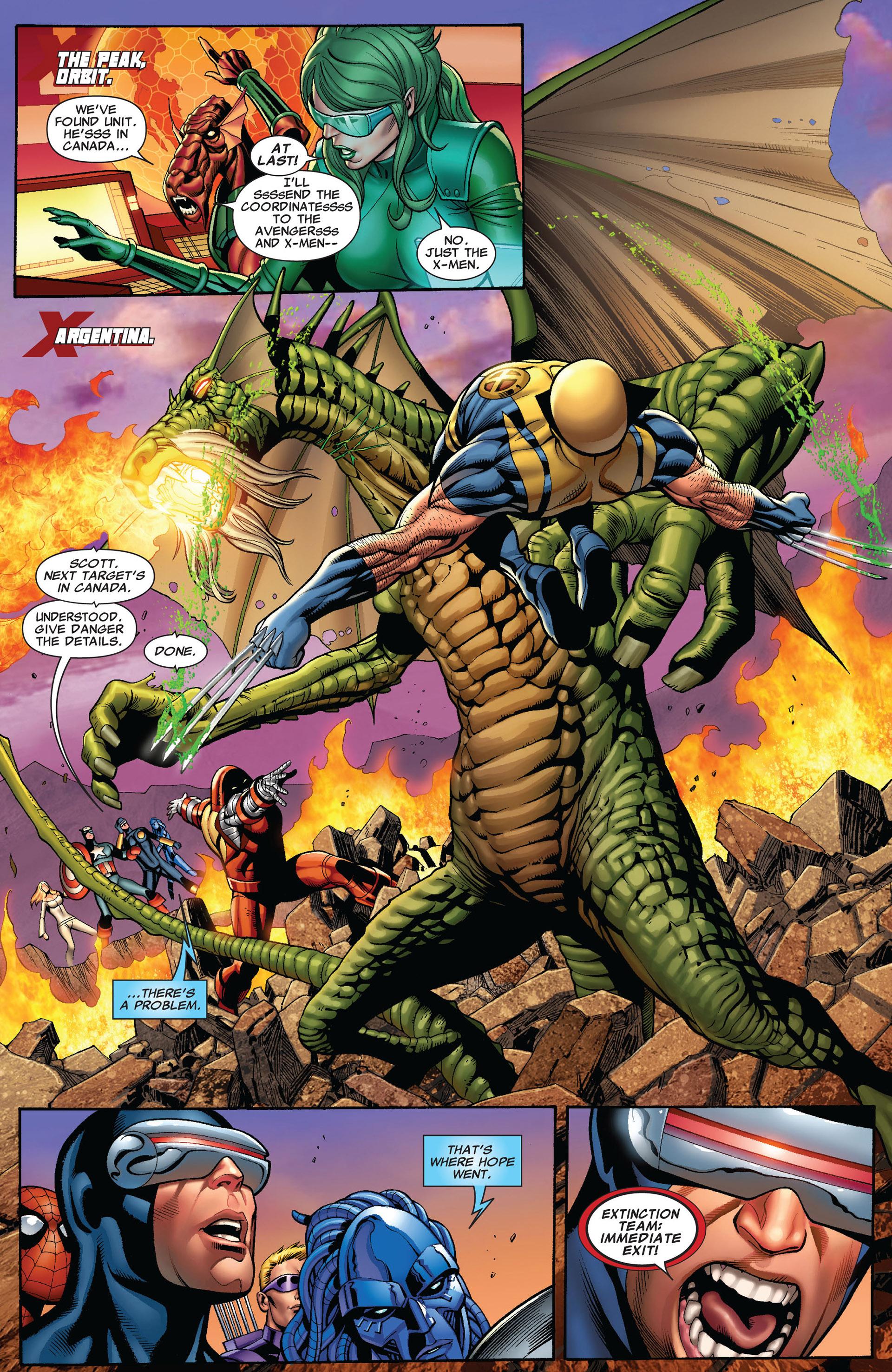 Read online Uncanny X-Men (2012) comic -  Issue #10 - 3