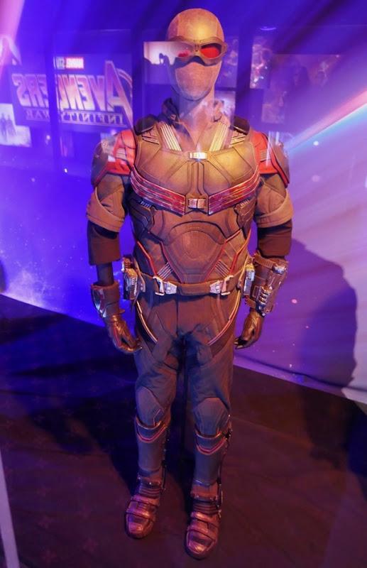 Avengers Infinity War Falcon costume