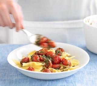 anchovy and cherry tomato pasta recipe