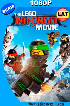 Lego Ninjago: La Película (2017) Latino HD 1080P ()