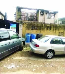 Lagos Businesswoman, Maid, Houseboy Killed By Fire In Her House