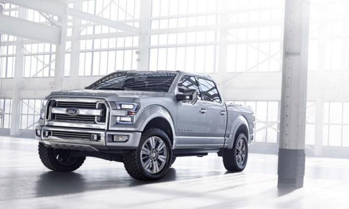 Ford atlas release date