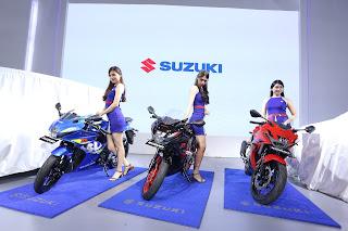 Suzuki GSX-R150 2018
