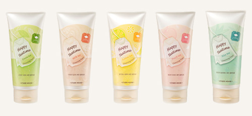 Happy Tea time Cleansing foam