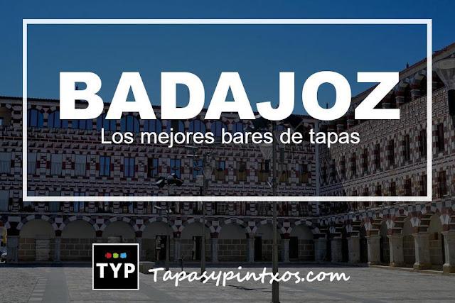 Las mejores tapas de Badajoz
