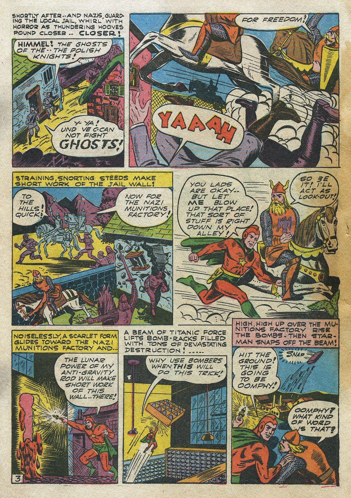 Read online All-Star Comics comic -  Issue #14 - 15