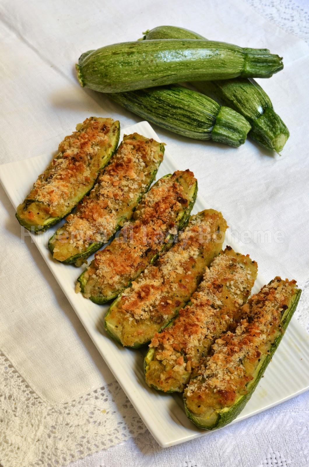 Hiperica di lady boheme ricetta zucchine ripiene vegetariane for Ricette vegetariane