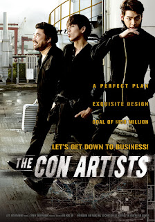 The Con Artist / The Technicians