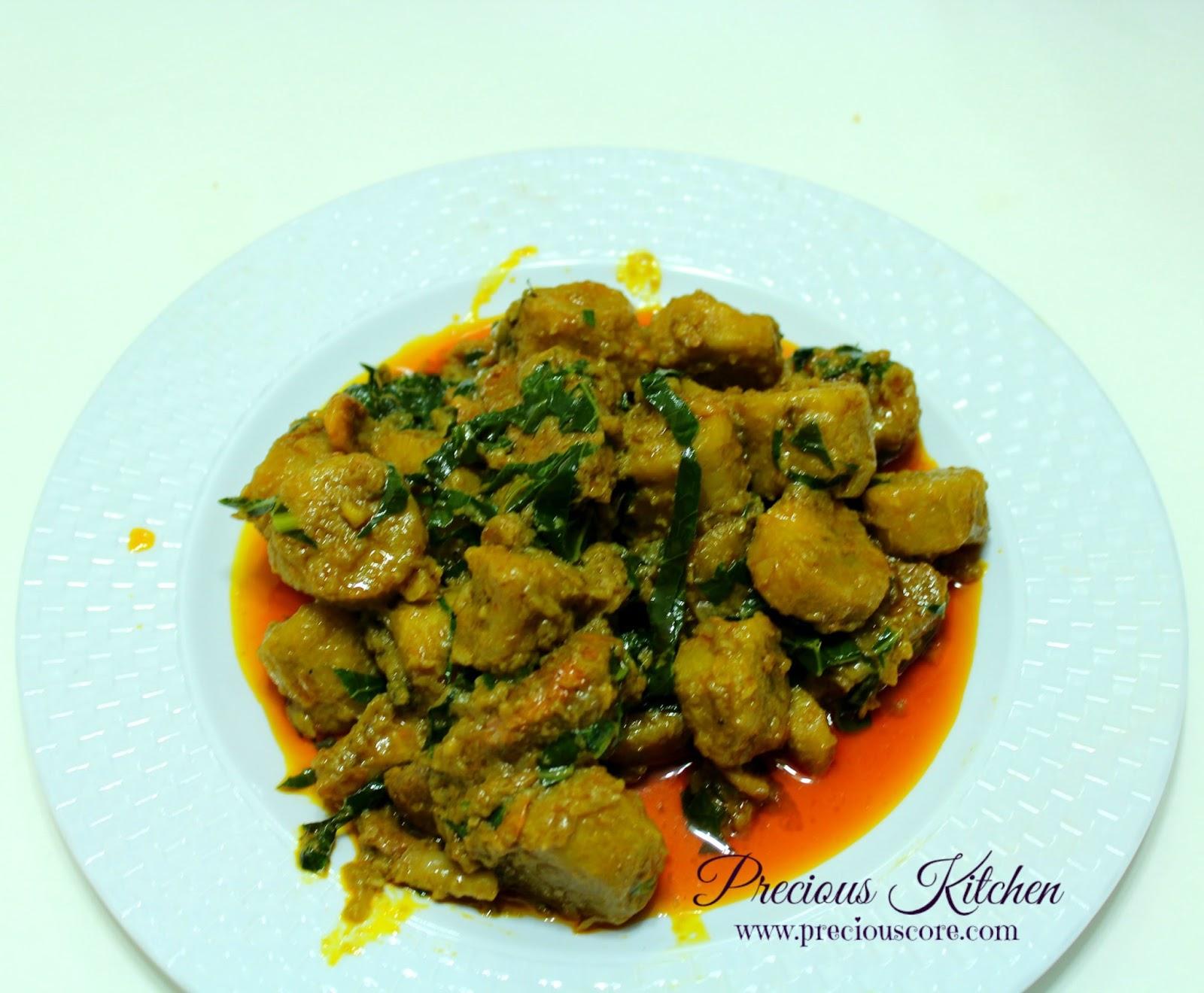 nigerian porridge plantains