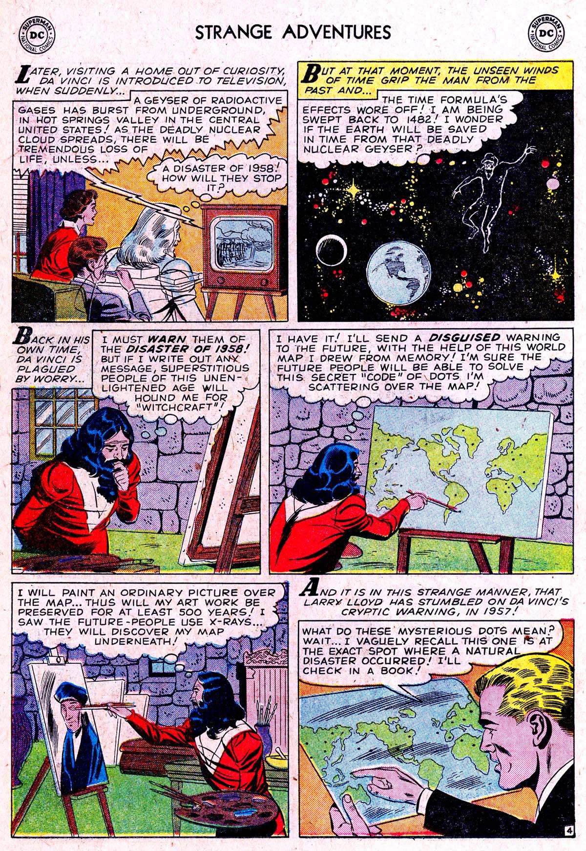 Strange Adventures (1950) issue 88 - Page 14