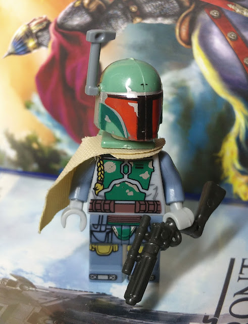 Boba Fett, bounty hunter, Star Wars