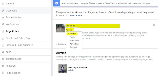 How to Add Admin to Facebook Page 2017 with Images (Page Editor)