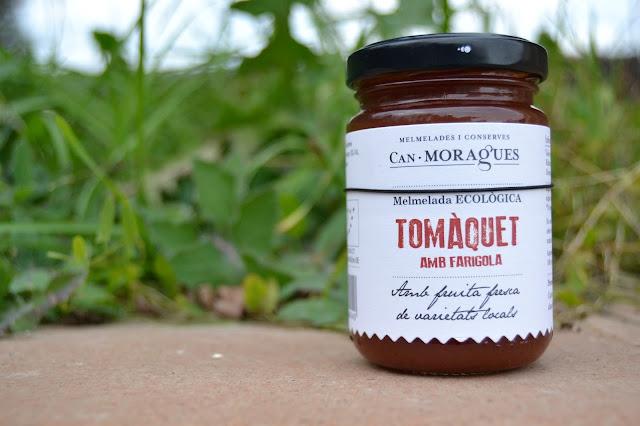 melmelada tomàquet amb farigola Can Moragues