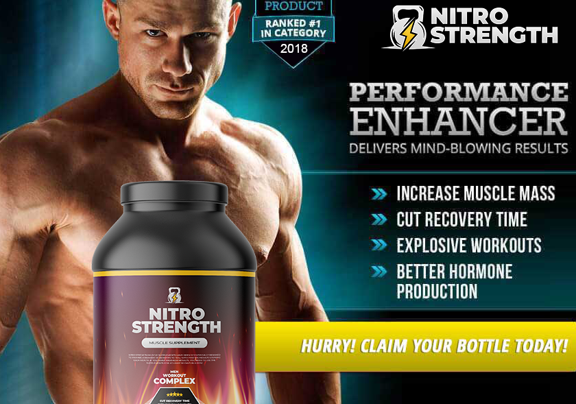 Nitro Strength - Performance Enhancer