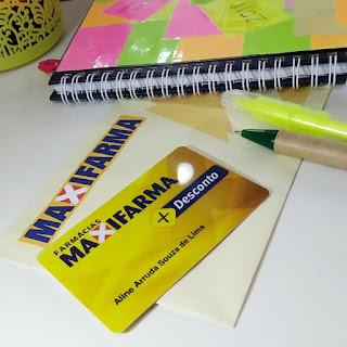 Cartão Desconto MaxiFarma