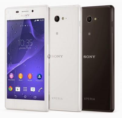 Sony Siap Gelontorkan Lebih Banyak Ponsel Tahan Air di 2015