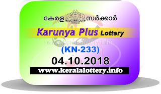 """KeralaLottery.info, """"kerala lottery result 4 10 2018 karunya plus kn 233"""", karunya plus today result : 4-10-2018 karunya plus lottery kn-233, kerala lottery result 04-10-2018, karunya plus lottery results, kerala lottery result today karunya plus, karunya plus lottery result, kerala lottery result karunya plus today, kerala lottery karunya plus today result, karunya plus kerala lottery result, karunya plus lottery kn.233 results 4-10-2018, karunya plus lottery kn 233, live karunya plus lottery kn-233, karunya plus lottery, kerala lottery today result karunya plus, karunya plus lottery (kn-233) 04/10/2018, today karunya plus lottery result, karunya plus lottery today result, karunya plus lottery results today, today kerala lottery result karunya plus, kerala lottery results today karunya plus 4 10 18, karunya plus lottery today, today lottery result karunya plus 4-10-18, karunya plus lottery result today 4.10.2018, kerala lottery result live, kerala lottery bumper result, kerala lottery result yesterday, kerala lottery result today, kerala online lottery results, kerala lottery draw, kerala lottery results, kerala state lottery today, kerala lottare, kerala lottery result, lottery today, kerala lottery today draw result, kerala lottery online purchase, kerala lottery, kl result,  yesterday lottery results, lotteries results, keralalotteries, kerala lottery, keralalotteryresult, kerala lottery result, kerala lottery result live, kerala lottery today, kerala lottery result today, kerala lottery results today, today kerala lottery result, kerala lottery ticket pictures, kerala samsthana bhagyakuri"""