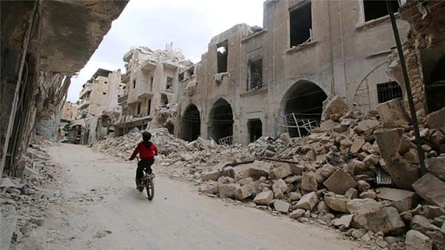 26 Poin Penting Kronologi Perang Suriah Yang Perlu Muslim Pahami