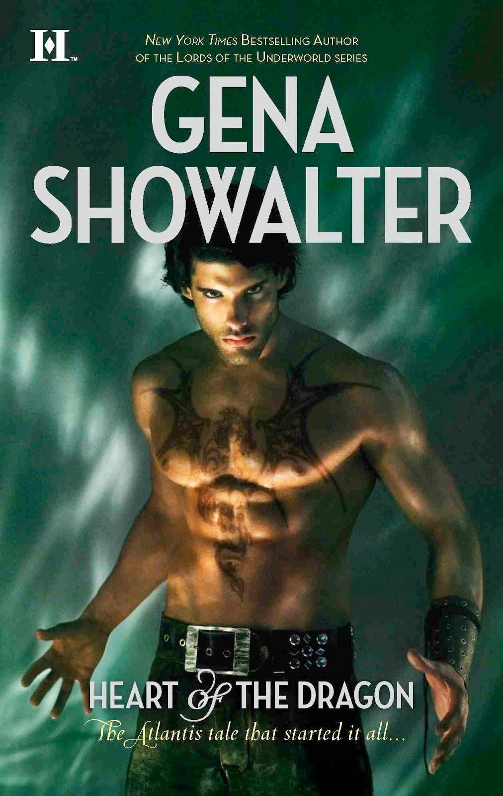 El corazón del dragón – Gena Showalter