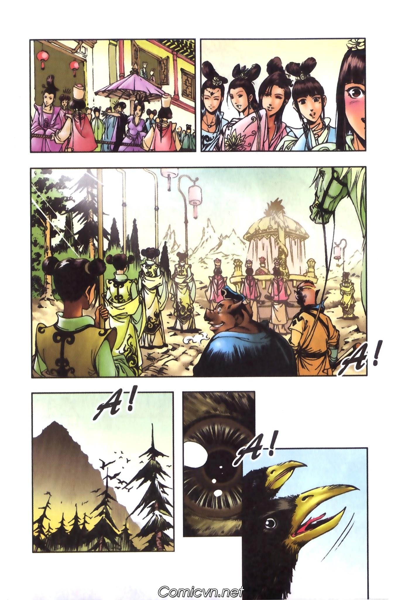 Tây Du Ký màu - Chapter 98 - Pic 48