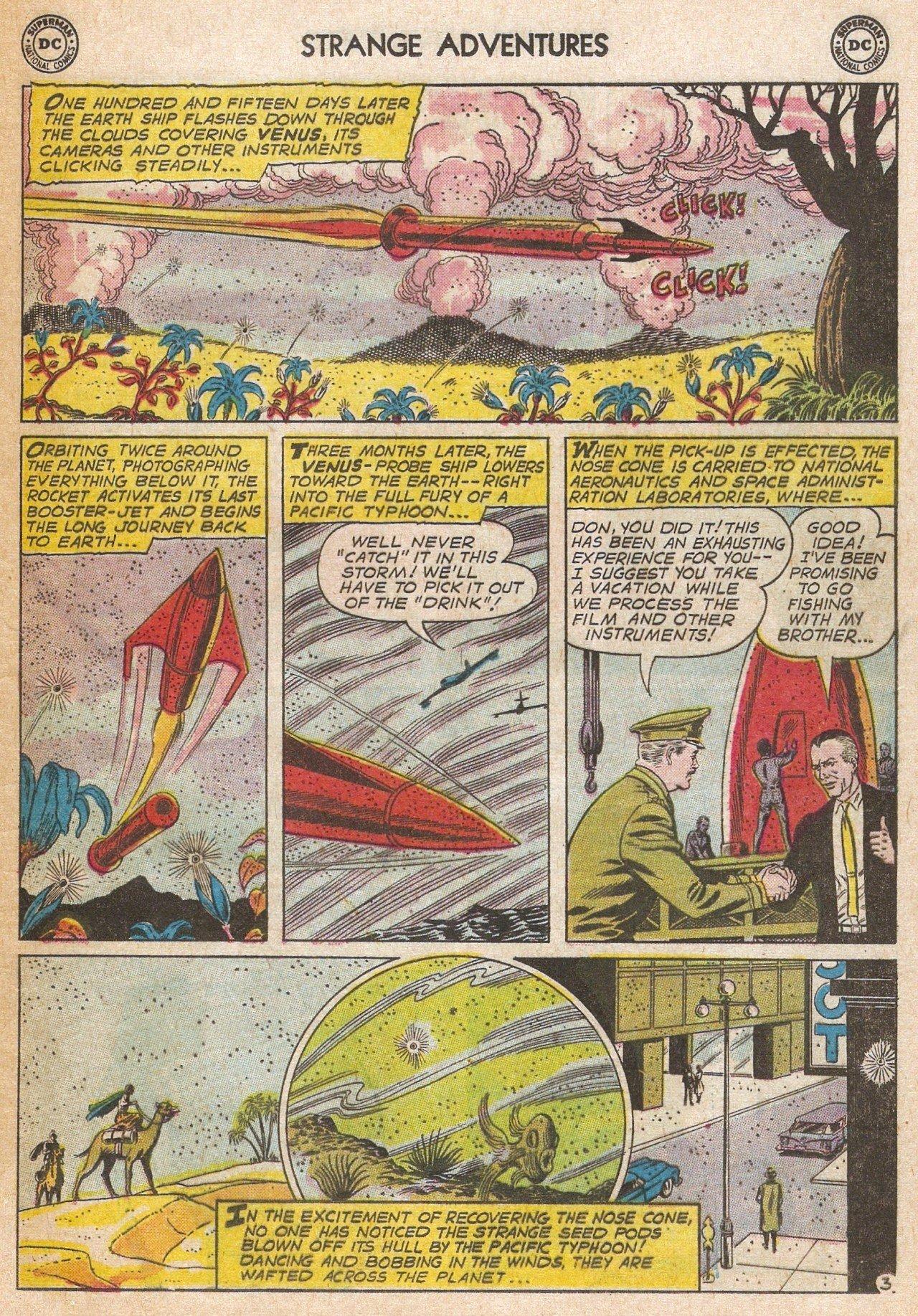Strange Adventures (1950) issue 139 - Page 5