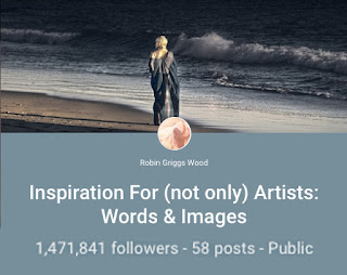 Robin Griggs Wood - Inspiration - Words and Images